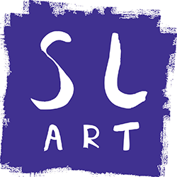Sarah Lawman Art Logo